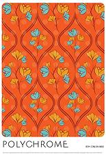 DK18-002 original print pattern