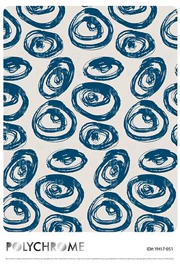 YH17-051 original print pattern