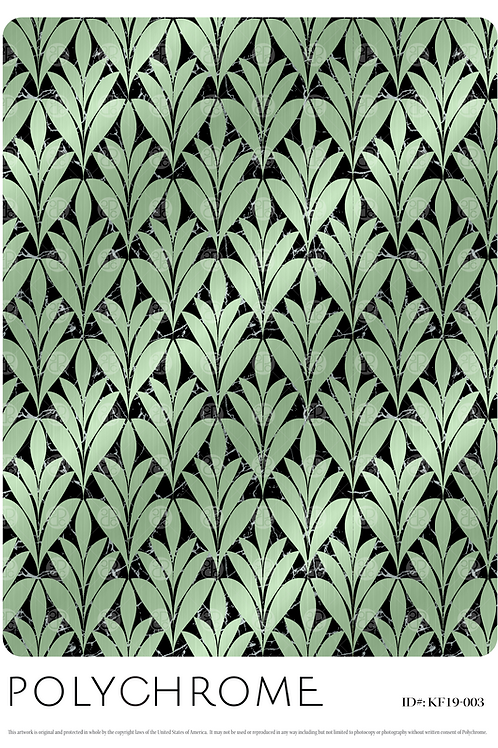 KF19-003 original print pattern