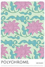 YH18-051 original print pattern