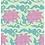Thumbnail: YH18-051 original print pattern