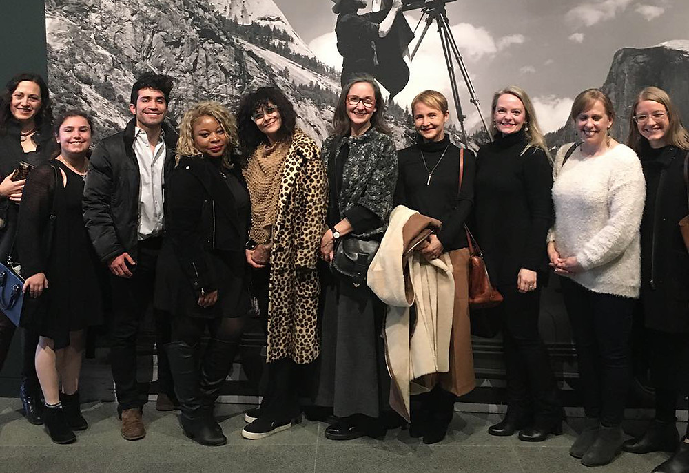 the Apparel Designers Network at Boston's Museum of Fine Arts