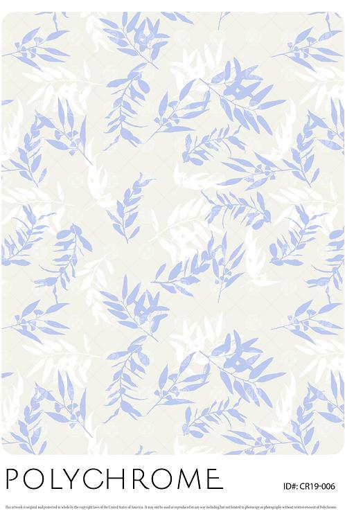 CR19-006 original print pattern