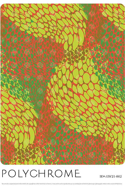 LW21-012 original print pattern