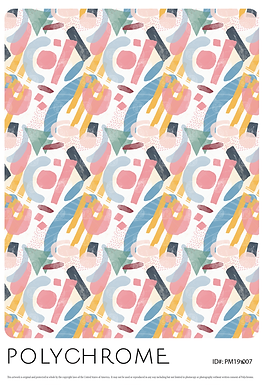 PM19-007 original print pattern
