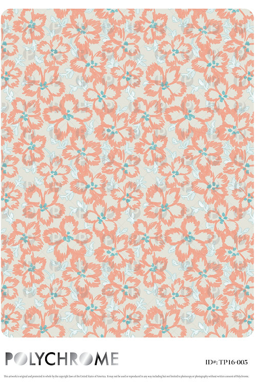 TP16-005 original print pattern