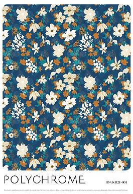 KB21-001 original print pattern