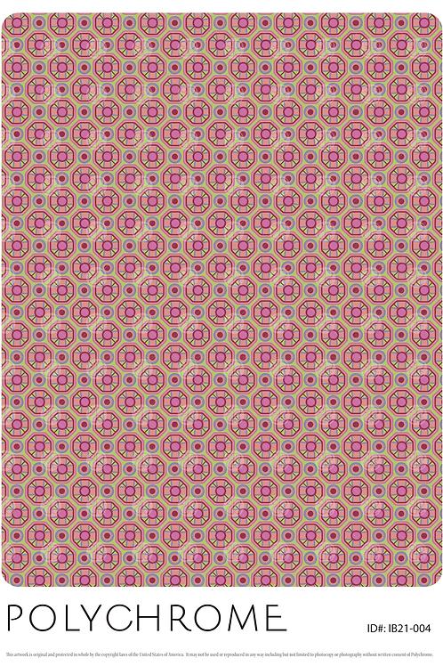 IB21-004 original print pattern
