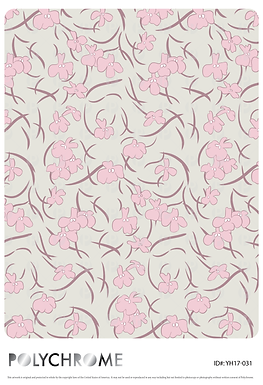 YH17-031 original print pattern