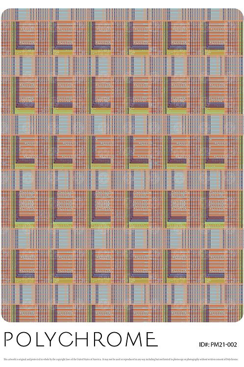 PM21-002 original print pattern