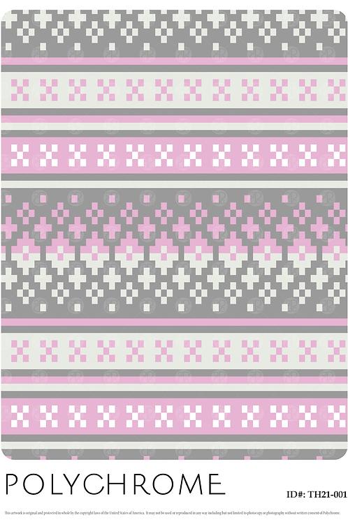 TH21-001 original print pattern