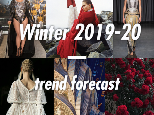 the Winter 2019-20 TREND Forecast!