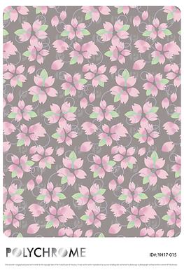 YH17-015 original print pattern