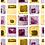Thumbnail: YH17-110 original print pattern