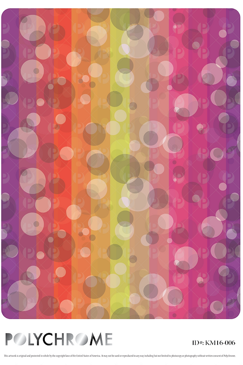 KM16-006 original print pattern