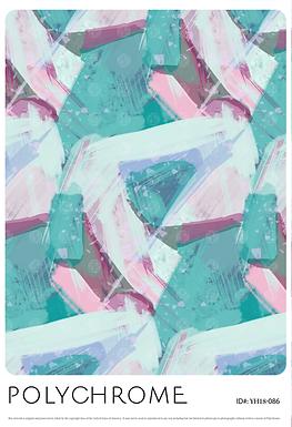 YH18-086 original print pattern