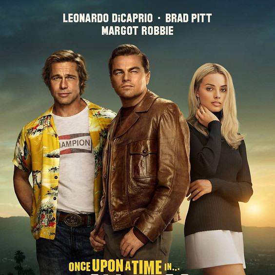 Autokino Mainburg I Once Upon A Time In Hollywood (2019)