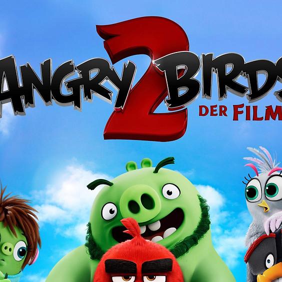 Autokino Deggendorf - Angry Birds 2