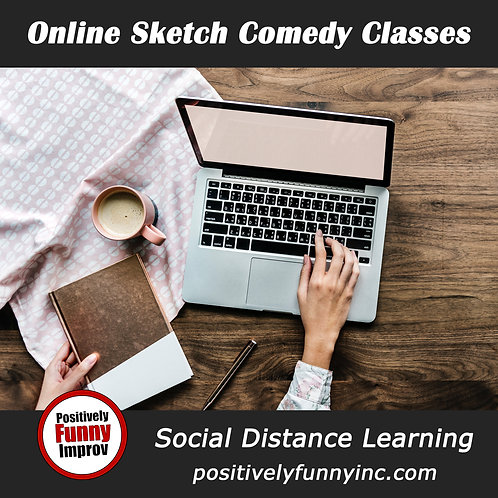 Online Comedy Sketch Writing - Advanced Comedy Writing