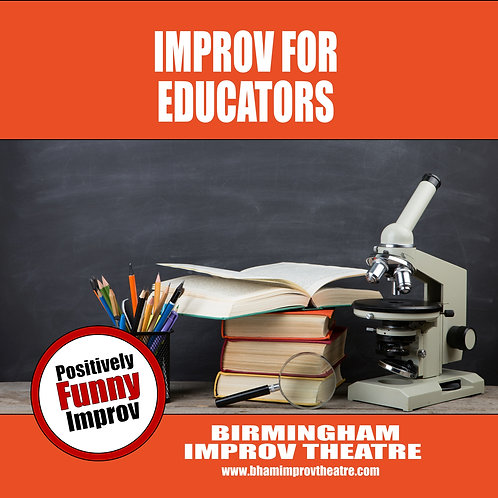Improv for Educators