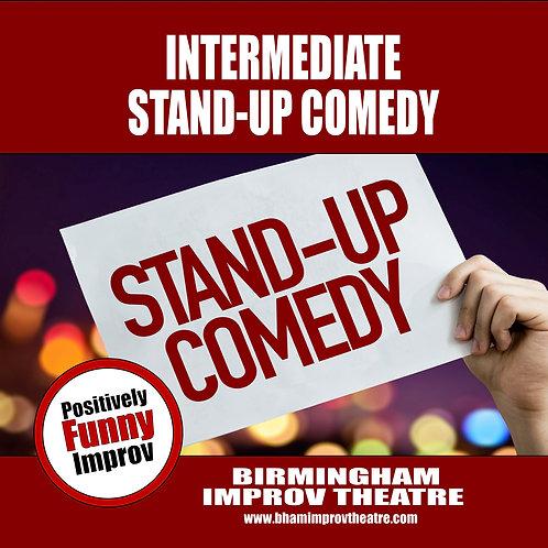 Intermediate Stand-Up Comedy