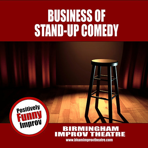 The Business of  Stand-Up Comedy