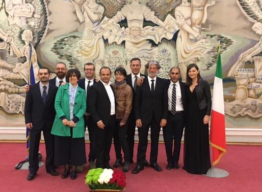 L'Ambasciata Italiana in Bielorussia ha celebrato la Festa della Repubblica con le nostre Panadas