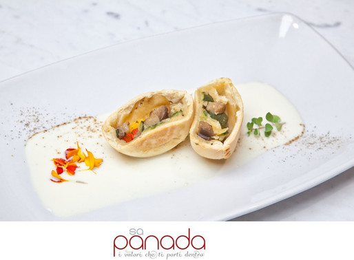 Panadas Gourmet firmate dallo Chef GianFranco Pulina