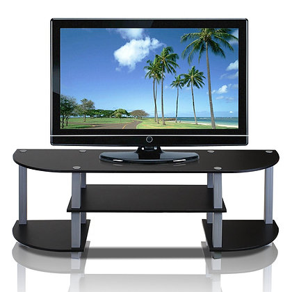 TV STAND FURINNO 11058BK/GY