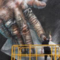 Nomad Clan, Shoreditch street art, london street art, mural, street art