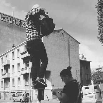 _bokehgo joining the Marseille massive 😎#marseille #marseillestreetart #nomadclan #artistsoninstagram #artsohard #streetartists #southfrance