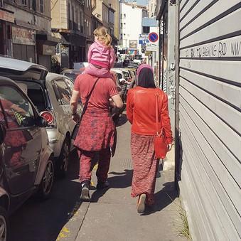 Strong in the red game #marseille #marseillestreetart #nomadclan #artistsoninstagram #artsohard #streetartists #southfrance #residency #artr