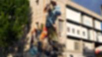 Nomad Clan , marseille street art, street art, giant mural,