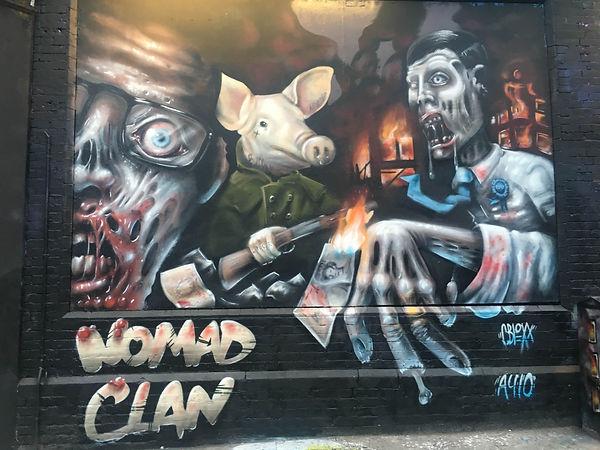 Nomad Clan Shorditch London