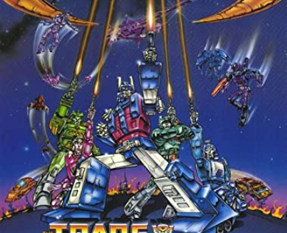 Transformers the Movie, 1986 - special podcast episode coming!