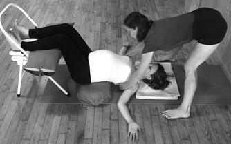 Ajustement personnalisé d'une posture de relaxation
