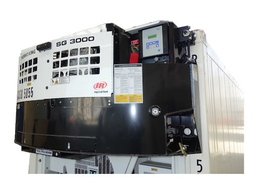 Gensets - a must have for reefer container transport