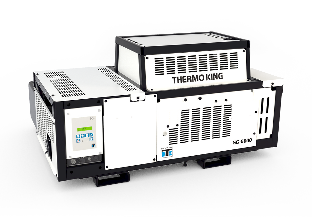 Thermoking Genset buy rent it at ContainerID antwerp