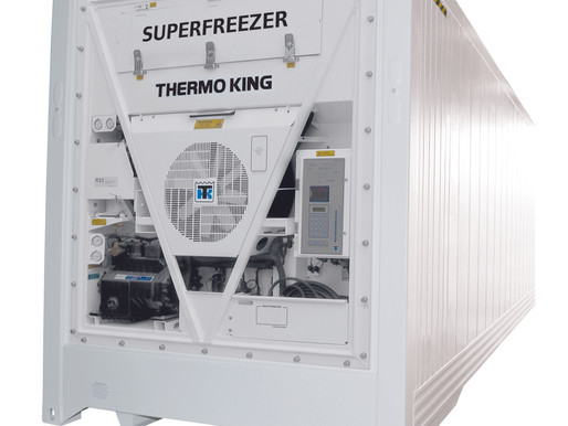 Thermo King's state of the art SuperFreezer