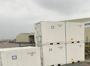 ContainerId 10ft reefer container te huur depot antwerpen