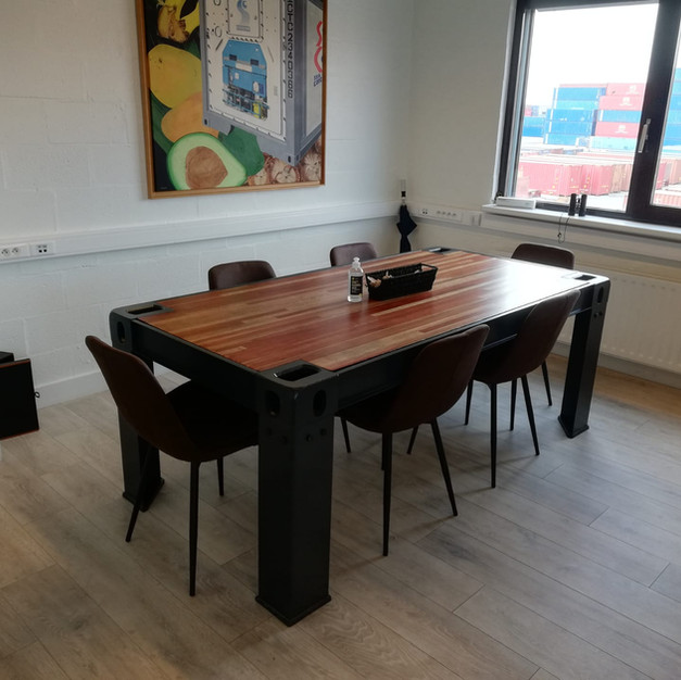 I.C.T.C. conference table