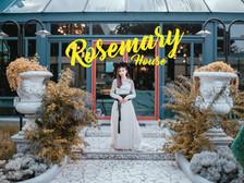 Rosemary House ศาลายา คาเฟ่สวยสไตล์ผู้ดีอังกฤษ