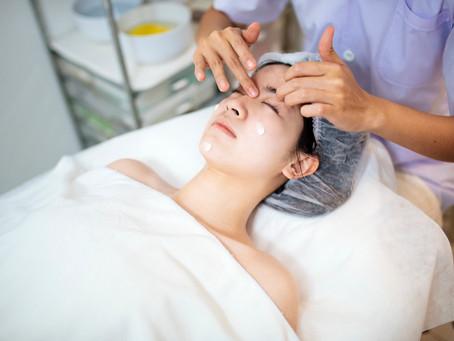 Tiara Facial Massage บริการนวดหน้า