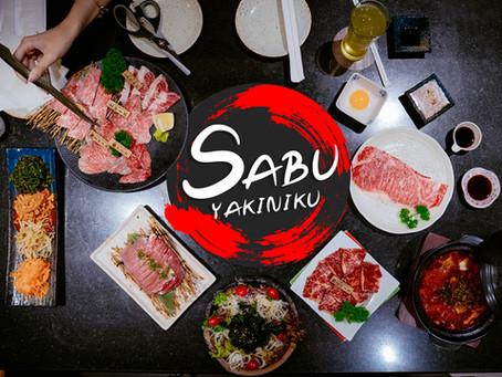 Sabu Yakiniku ทองหล่อ ส่งต่อความอร่อย