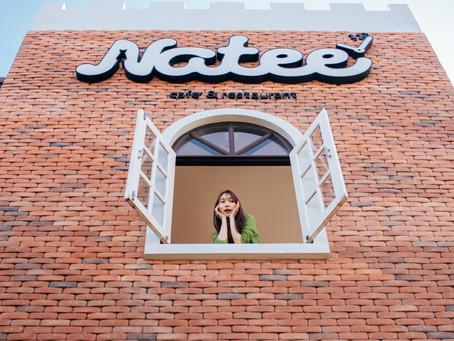 NATEE คาเฟ่ชลบุรีโคตรน่ารัก