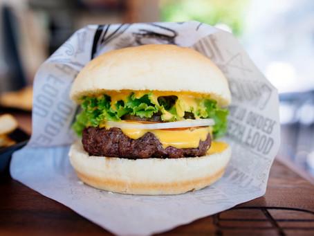 Teddy Burger ได้ทั้งถ่ายได้ทั้งความอร่อย