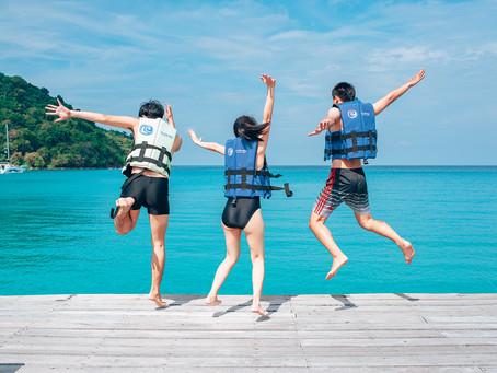 To the sea Koh Kood กู๊ดฝุดๆ