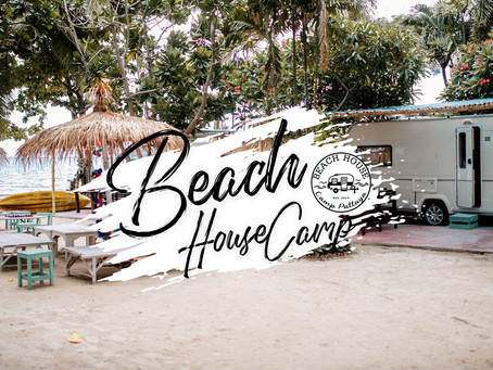 Beach House Camp รีสอร์ทสไตล์รถบ้าน