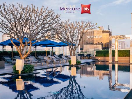 Ibis Mercure Sukhumvit 24 โรงแรมดีกลางกรุง