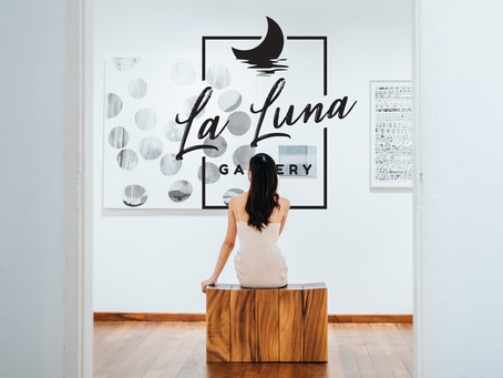La Luna Gallery เสพงานศิลป์ที่เชียงใหม่